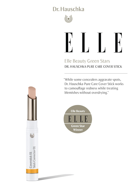 Elle Beauty Green Stars: Coverstick | Formerly Pure Care Cover Stick